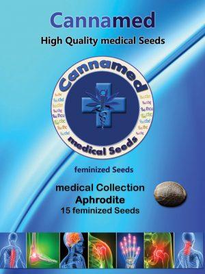 medical Collection - Aphrodite (Cannamed), 12 feminisierte Samen