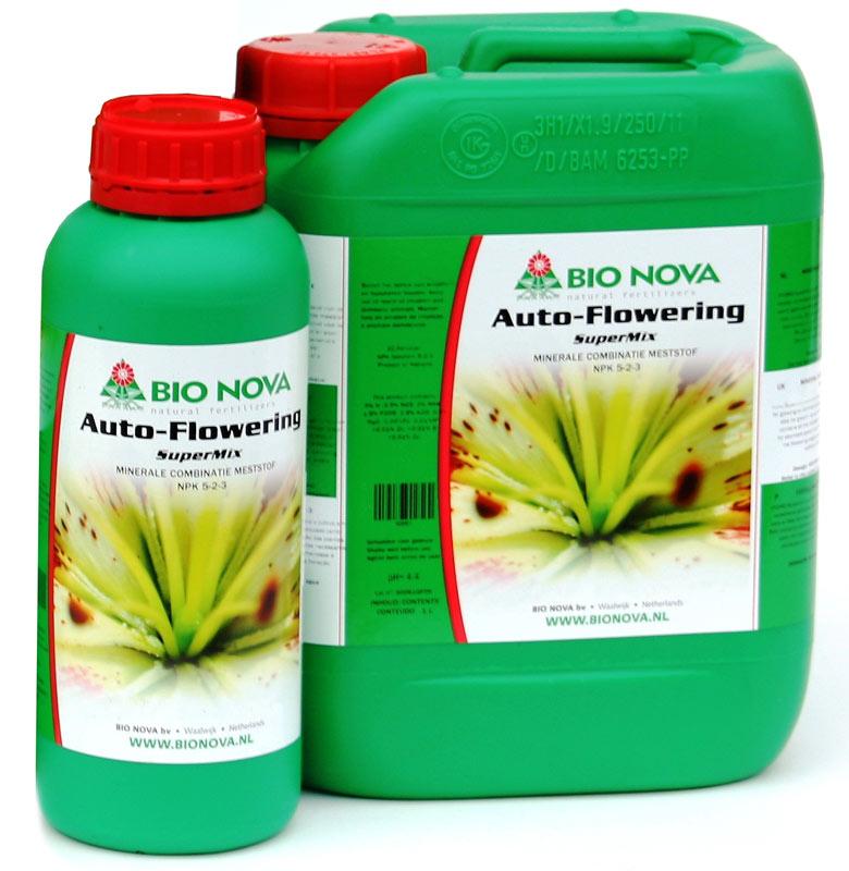 Bio Nova Auto-Flower SuperMix, 1l