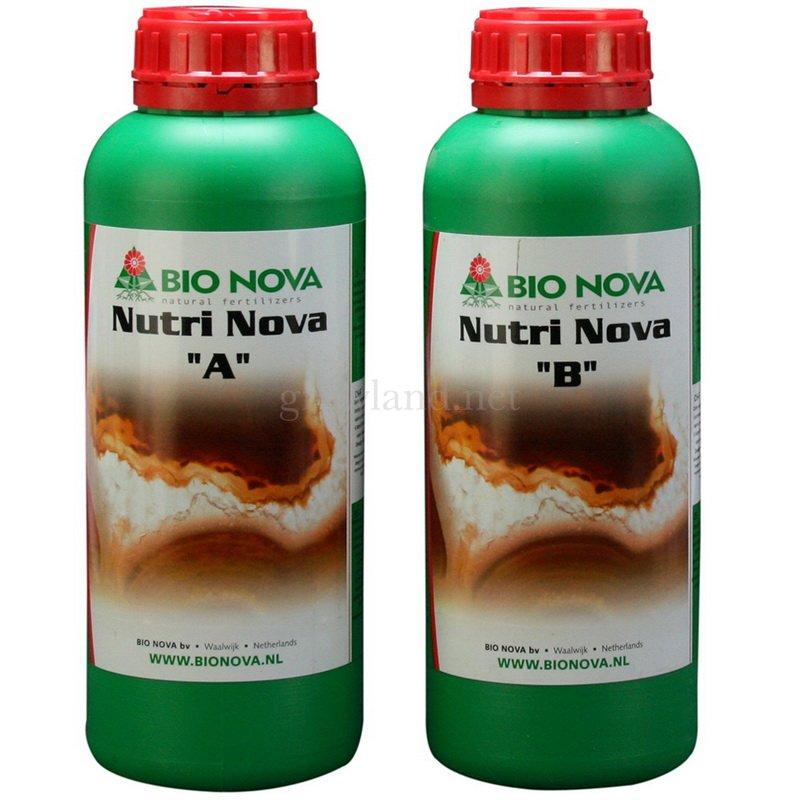 Bio Nova NutriNova A+B Hydro, je 1l