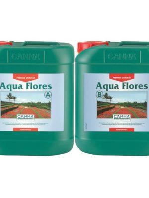 CANNA Aqua Flores A und B, je 5 L