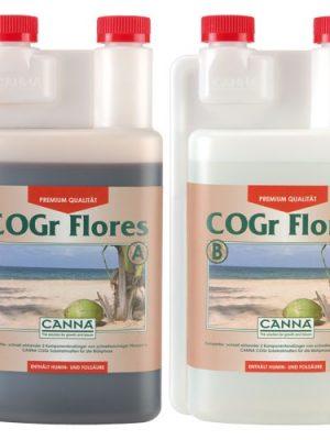 CANNA Cogr Flores, A und B, je 1 L (Blütephase)