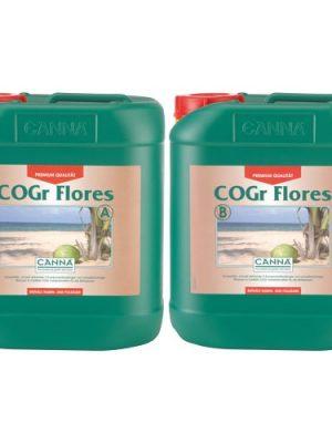 Canna Cogr Flores, A und B, je 5 L