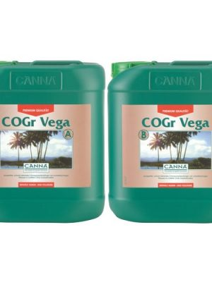 CANNA Cogr Vega, A und B, je 5 L