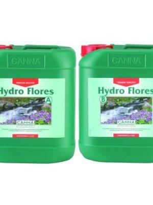 CANNA Hydro Flores A und B, je 5 L