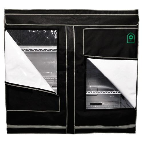 Clonebox View, aufgebaut 125 x 65 x 120 cm