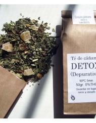 Cannabis-Tee Detox, 50g