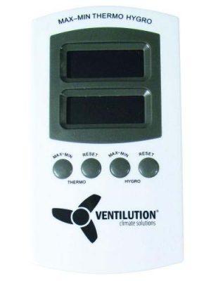 Digitales Hygro-/Thermometer, 1 Messpunkt