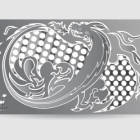 Bud-Hobel Dragon von The V Syndicate - 8,9 x 5,1cm