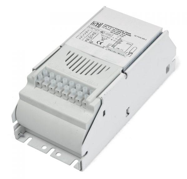ETI 400W, Vorschaltgerät