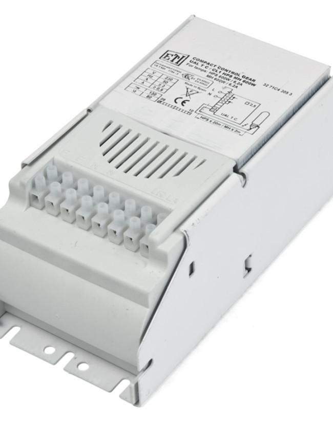 ETI 250W, Vorschaltgerät