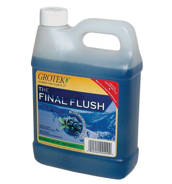 Grotek Final Flush Blueberry, 1l