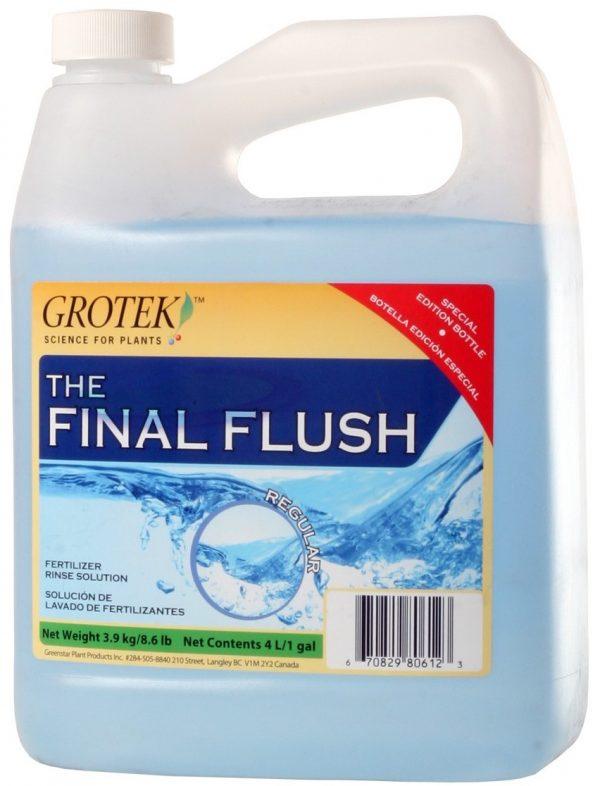 Grotek Final Flush, 1l oder 4l