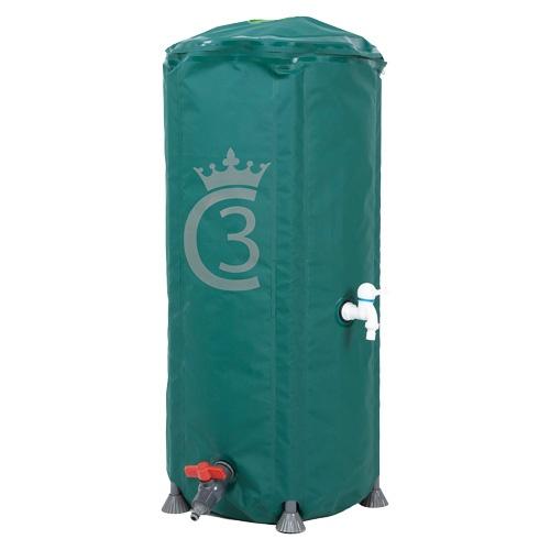 Flex Tank, flexibler Wassertank, 250 L, 80 x 90 cm