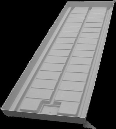 Fluttisch Einlegeboden 33 x 110 cm