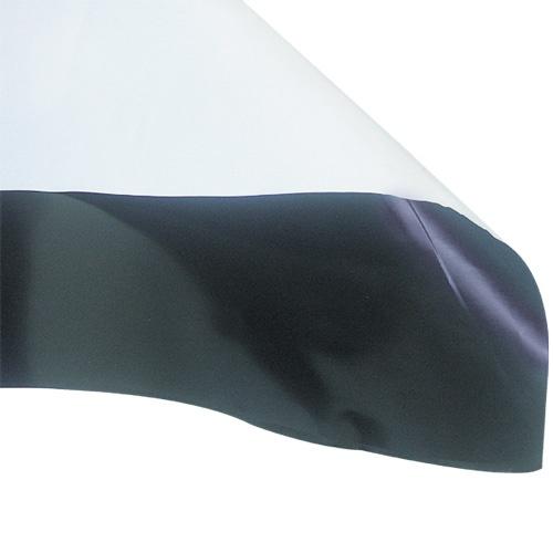 Schwarz-Weiß-Folie, lichtdicht, 5 m x 2 m x 0,07 mm