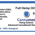 Full Hemp Oil (24% CBD), 5 oder 10ml