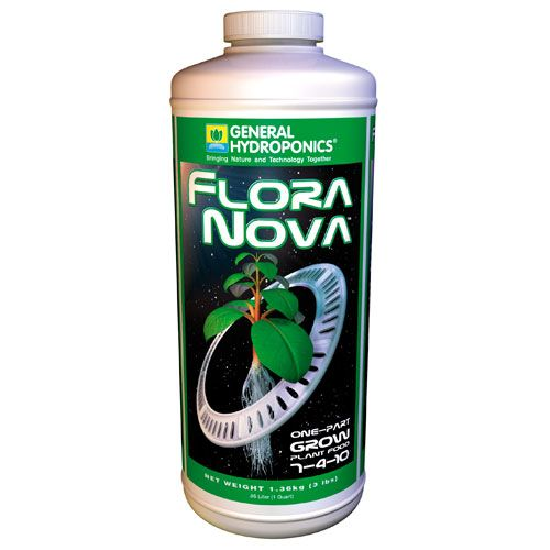 GHE FloraNova Grow, 473 ml