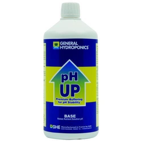 GHE pH-Up, zur pH-Wert-Anhebung, 1 L