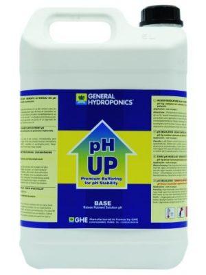 GHE pH-Up, zur pH Wert-Stabilisierung, 5 L
