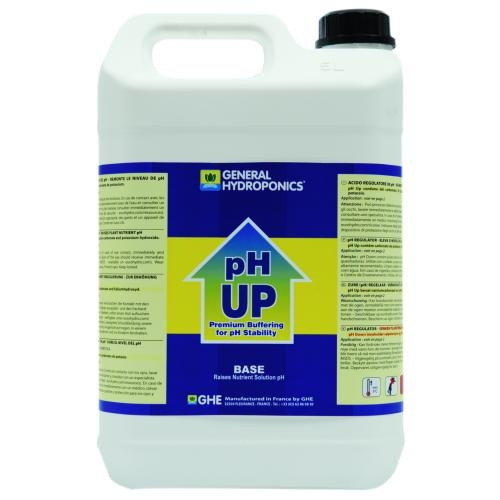 GHE pH-Up, zur pH Wert-Stabilisierung, 5 L