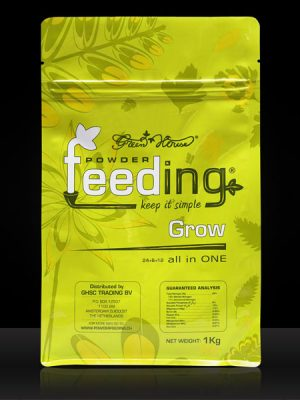 Green House Powder Feeding - Grow, 1kg