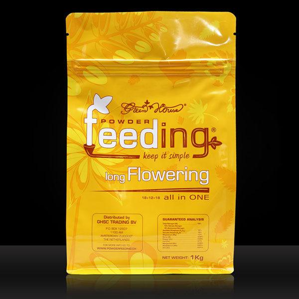 Green House Powder Feeding - long Flowering, 1kg