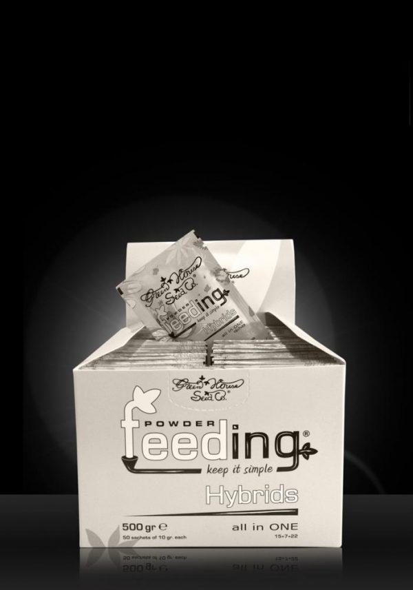 Green House Powder Feeding - Hybride, 50 Beutel á 10g