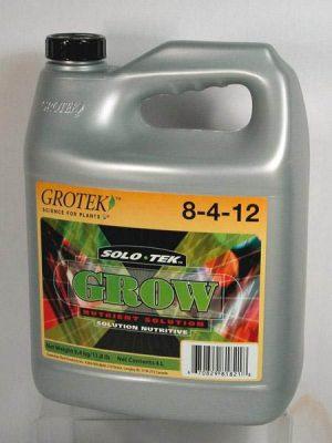 Solo-TeK™ Grow von Grotek, 1L oder 4L