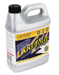 Grotek LXR Gold™, 1 oder 4 Liter, zum Sprühen