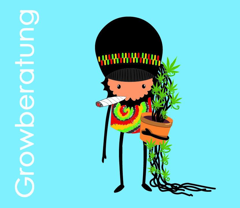 Growberatung, Fragen zum Cannabisanbau, Fragen zu Growprodukten, Beratung 1000Seeds