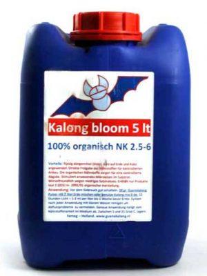 Guanokalong Bloom 5 L, flüssig 100% biologischer Dünger
