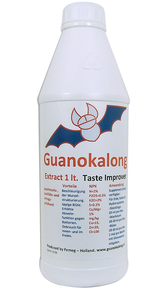 Guanokalong Extract 1 L