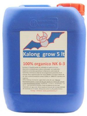 Guanokalong Grow 5L, flüssig 100% biologischer Dünger