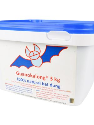 Guanokalong Powder, Fledermausdünger, 3kg