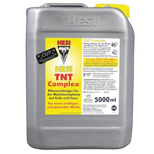 HESI TNT-Complex, 5 L (Wachstum / Erde)