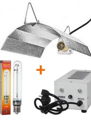 HydroFarm 400W Xtra Sun Kit