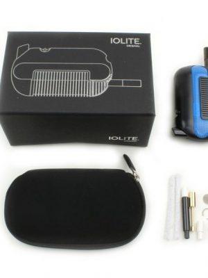 Vaporizer Iolite 2.0, kabelloser Vaporizer, orange, rot, blau, schwarz oder grün