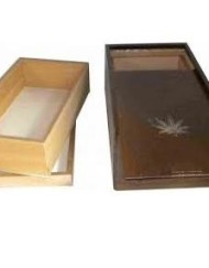 JAMAICA Trocknungsbox mit Sieb zur Harzextraktion