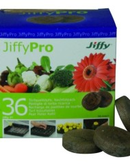 Jiffy Torfquelltöpfe, 36 Stück