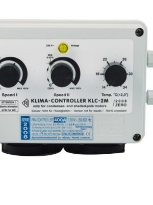 GSE Klima-Controller, belastbar bis 2 x 600 W