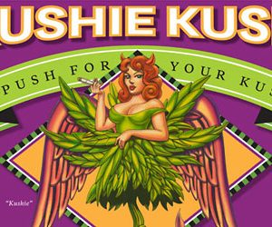 Kushie Kush (Advanced Nutrients), 1 L - Blütebooster