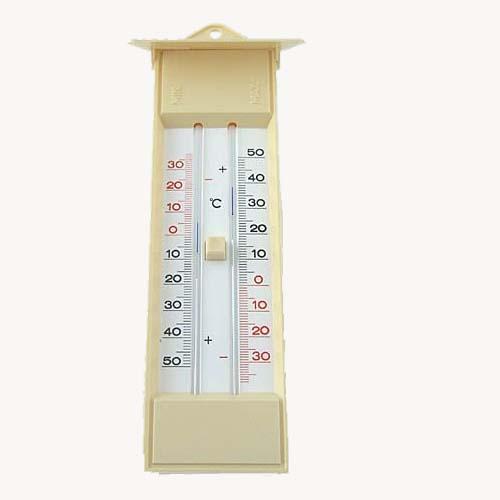 Mini-Max Thermometer