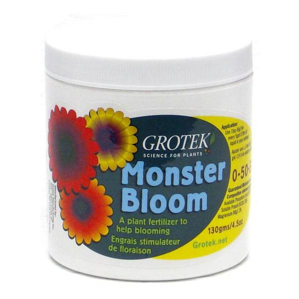 Monster Bloom von Grotek