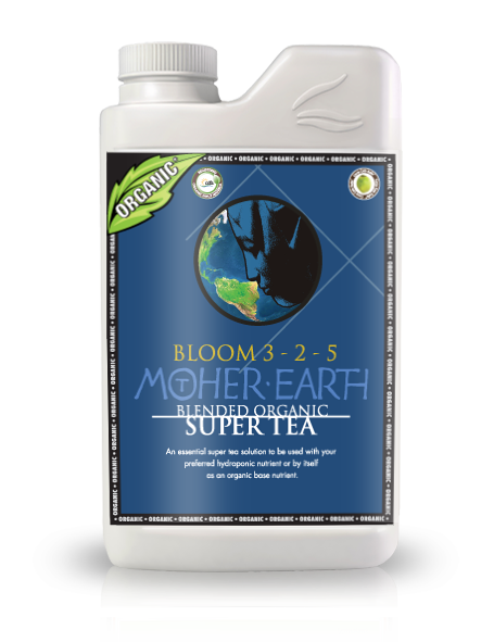 Mother Earth - Bloom (Advanced Nutrients), 4 L - organischer Blütedünger