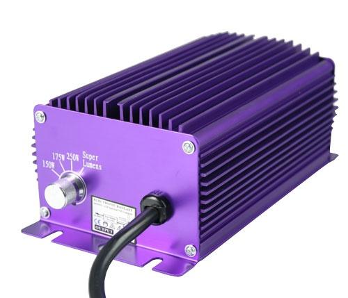 Vorschaltgerät Lumatek 250W, digital, regelbar