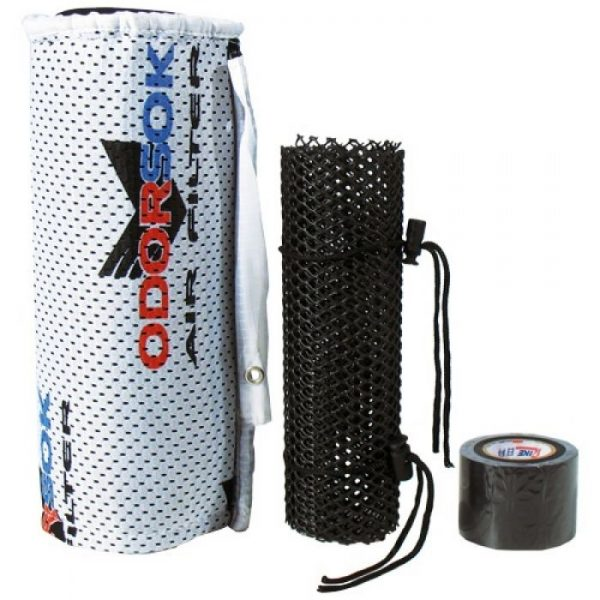 OdorSok Luftfilter 250/600 mm, Aktivkohlefilter, 1632 m³/Stunde