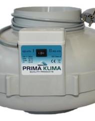 Rohrventilator PK II 100, 2 Stufen 160/280 m³/h