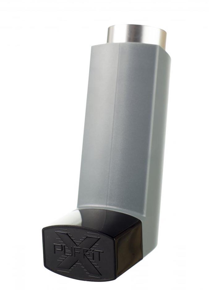 PuffiT-X Vaporizer, kabelloser Vaporizer, mit aktivem Luftdurchzug