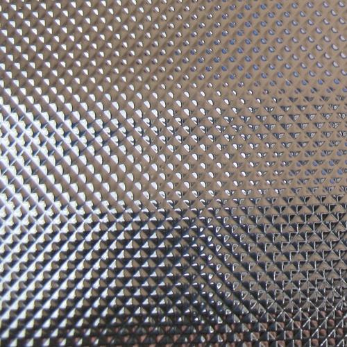 Reflexionsfolie, lichtdicht, Diamond, silber - Preis pro laufender Meter