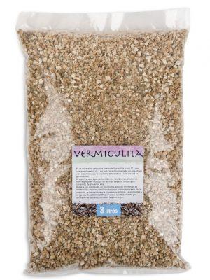 Vermiculit, 3 L oder 125 L